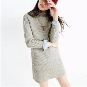 Madewell Skyscraper Sweater Dress